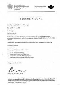 Uni-Stuttgart-Baustellenzulassung
